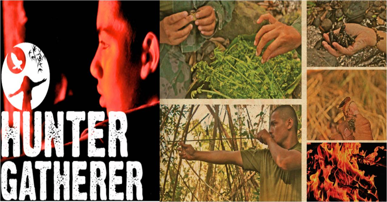 Hunter-Gatherer(Overnight Jungle Survival) Certification Course