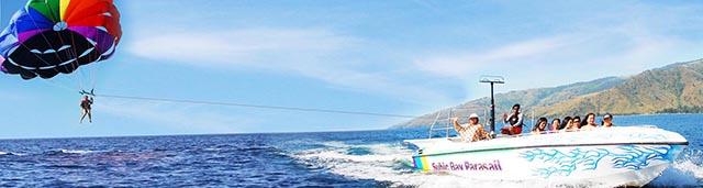 Parasail Boat Rider (per pax rate)