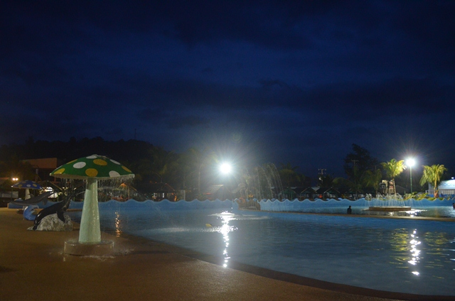 Overnight Swimming