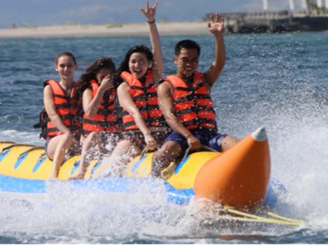 Banana Boat Ride (per pax rate)